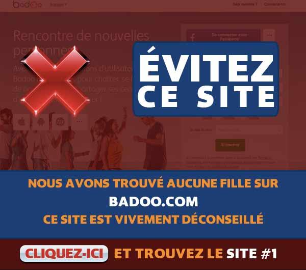 Arnaques sur Badoo.com