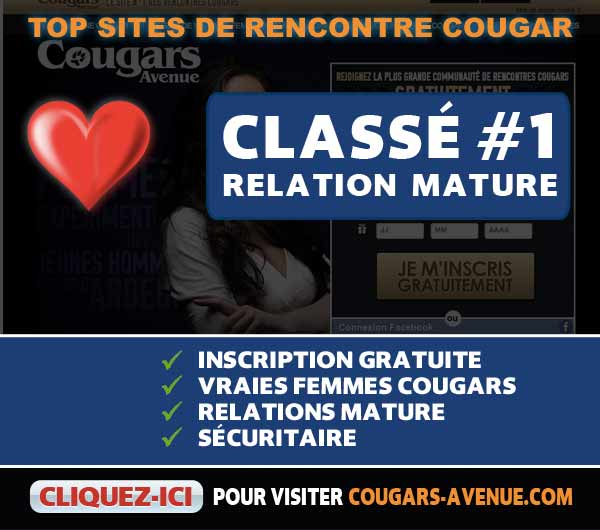 Tests sur Cougars-Avenue.com
