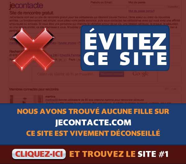 Arnaques sur JeContacte.com