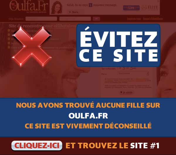 Arnaques sur OulFa.fr