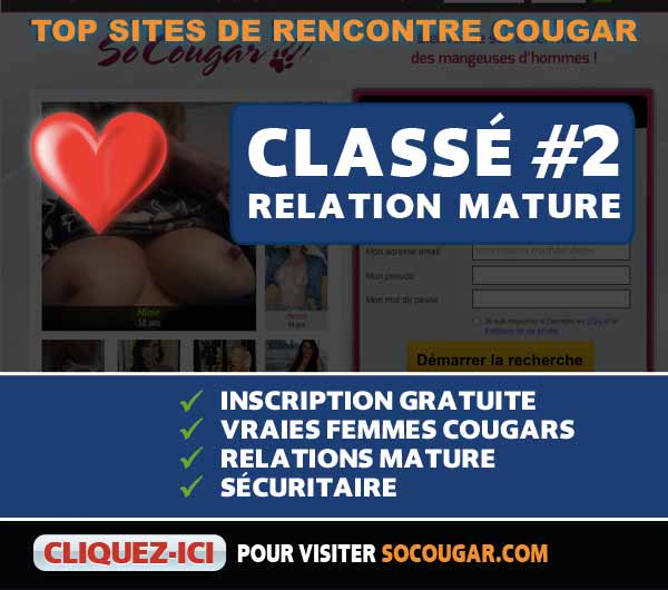 Tests sur SoCougar.com