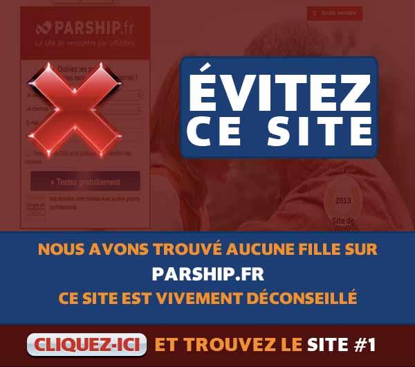 Arnaques sur Parship.fr